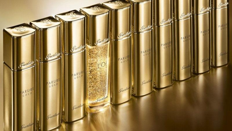 Guerlain Parure Gold Radiance Foundation SPF30 30ml 13
