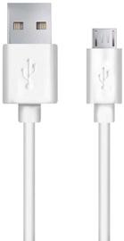 Esperanza Cable USB to USB-micro White 1m
