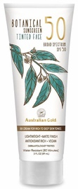 BB sejas krēms Australian Gold Botanical Tinted SPF50 Rich-Deep, 89 ml