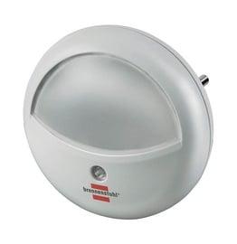 Sieninis šviestuvas Brennenstuhl Nightlight 1173210, 0.85W, LED