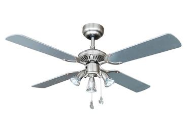 Lampa ar ventilatoru NS42-BC-R4W3SPOT 3x50W GU10