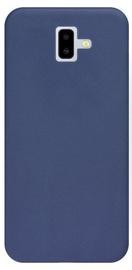 Mocco Soft Magnet Back Case For Samsung Galaxy J6 Plus J610 Blue