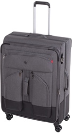Wenger Deputy Softside 76l Black/Grey