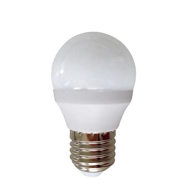 Spuldze Promus LED, 4W, burbulītis