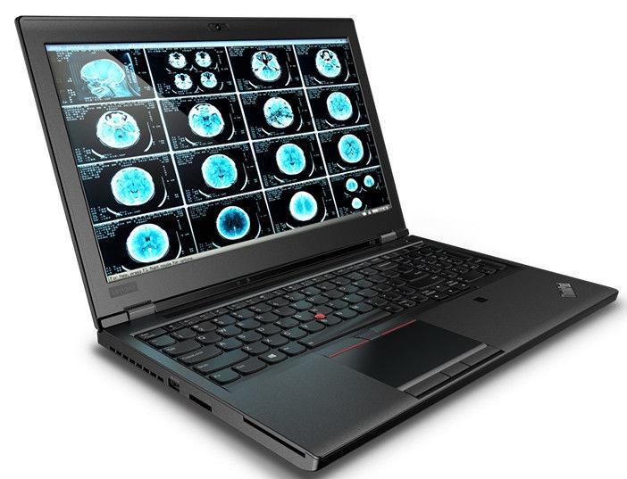 Nešiojamas kompiuteris Lenovo ThinkPad P52 Black 20M9002HMH