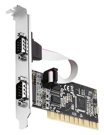 Axagon PCIA-S2 PCI Controller 2x Serial