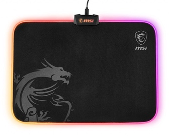 MSI Agility GD60 Mouse Pad Black
