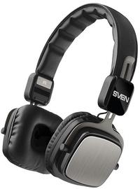 Sven AP-B530MV Bluetooth On-Ear Headphones Black/Gray