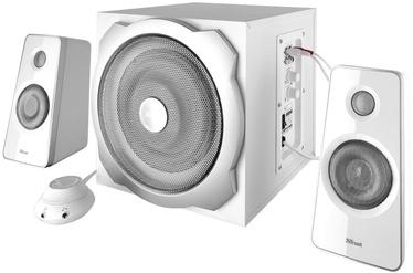 Trust Tytan 2.1 Subwoofer Speaker Set White