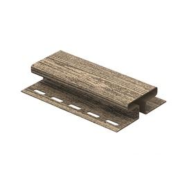 Plastikinė sujungimo juostelė lauko dailylentėms Timber