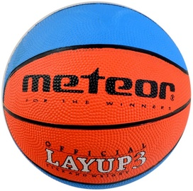 Meteor Layup Orange Blue 3