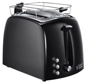 Tosteris Russell Hobbs Textures Plus Black 22601-56