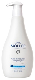 Anne Möller Clean Up Face And Eyes Make Up Remover Fluid 400ml