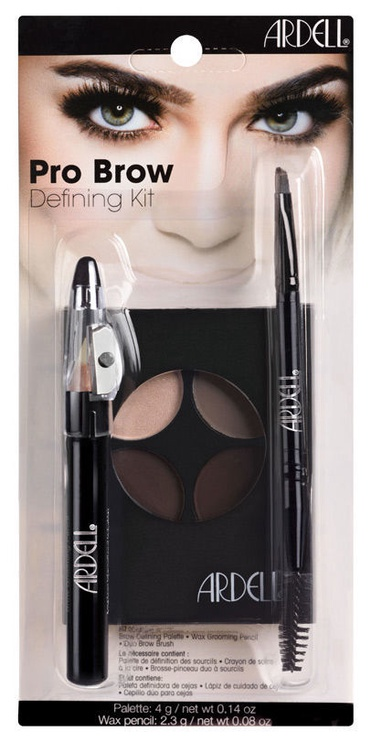 Ardell Pro Brow Defining Kit 6.3g Dark