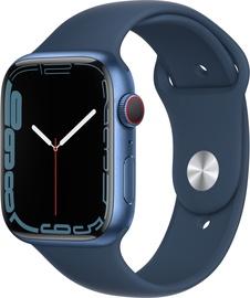 Nutikell Apple Watch Series 7 GPS + LTE 45mm Aluminum, sinine
