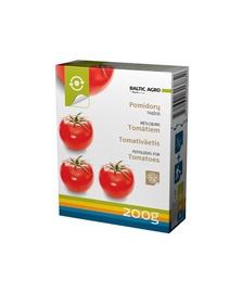 Mēslojums tomātiem NPK 7-12-40, Baltic Agro, 200g
