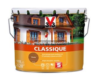 Medienos impregnantas V33 Classique, ąžuolo spalvos, 10 l