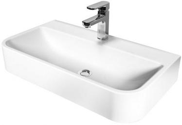 Paa Samba 695x375mm Washbasin White