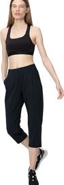 Женские укороченные брюки Audimas Sensitive 2011-094, черный, S