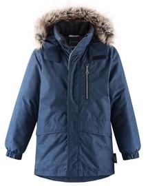 Куртка Lassie Parka 721735-6962, синий, 128 см