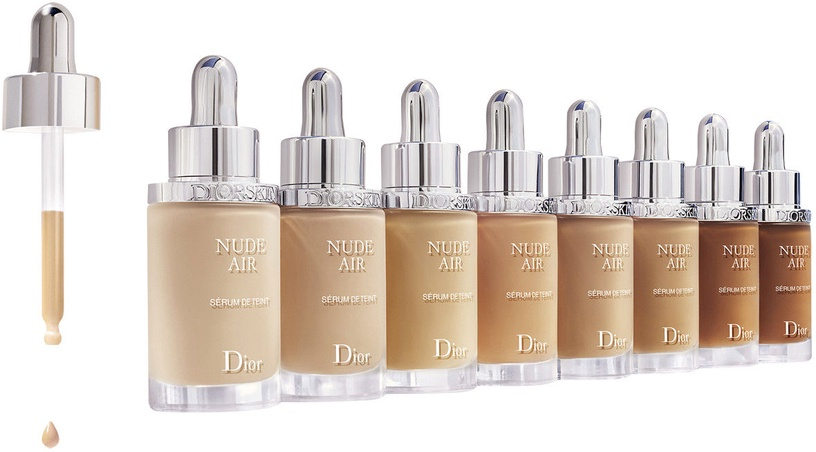 Dior Diorskin Nude Air Serum Foundation 30ml 030