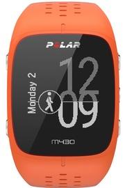 Polar M430 GPS Running Watch Orange