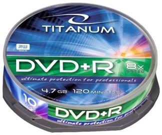 Titanum DVD+R 4.7GB 8x 25pcs
