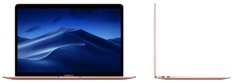 """Apple MacBook Air / 13.3"""" Retina / i5 DC 1.6 GHz / 8GB RAM / 128 SSD / RU Gold"""