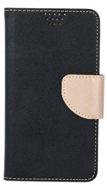 Mocco Fancy Book Case For Huawei Mate 20 Lite Black/Gold