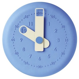ViceVersa Present Clock 32cm Sky Blue 15052