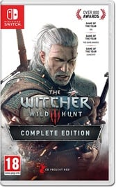 Nintendo Switch mäng The Witcher 3: Wild Hunt – Complete Edition SWITCH