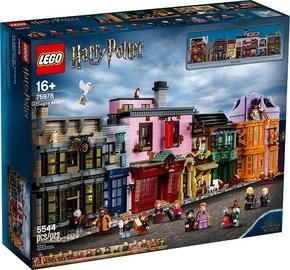 Конструктор LEGO Harry Potter Diagon Alley 75978, 5475 шт.