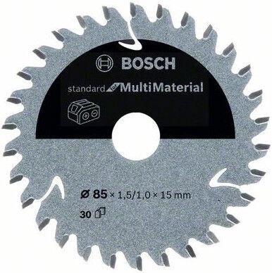 Bosch Standard Multi Material Circular Saw Blade 85x15x1.5mm