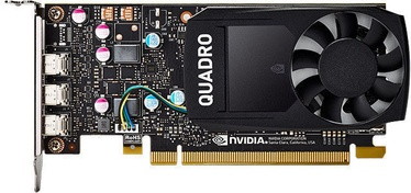 Fujitsu Quadro P400 2GB GDDR5 PCIE LP S26361-F2222-L944
