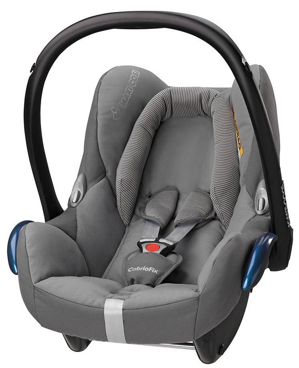 Maxi-Cosi CabrioFix Concrete Grey