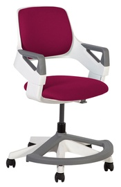 Детский стул Home4you Rookee 13489, красный, 370 мм x 930 мм