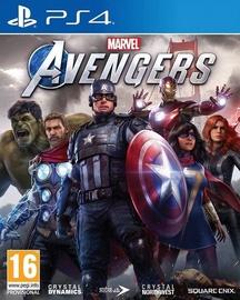 Marvel's Avengers PS4