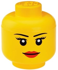 LEGO Girl Storage Head Small 40311724
