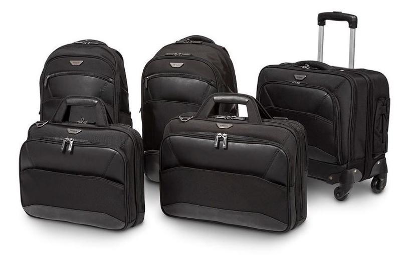 """Targus, Mobile VIP Notebook Bag For 15.6"""" Black"""