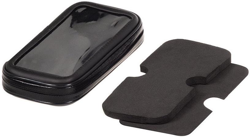 Maclean Bicycle Phone Holder Size L Black