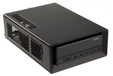 Antec ISK Family 300 Mini-ITX Case Black