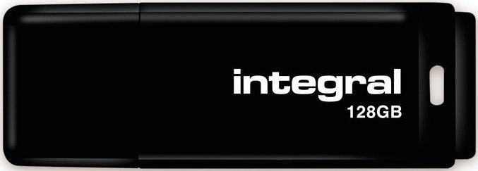 Integral Flash Drive 128GB USB 2.0 Black