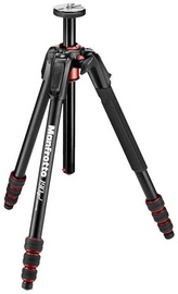 Manfrotto 190go! MS Aluminum 4-Section Photo Tripod MT190GOA4
