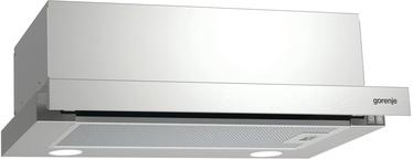 Встроенная вытяжка Gorenje BHP523E10X