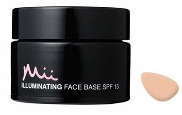Mii Illuminating Face Base SPF15 25ml 02
