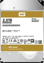 Western Digital Gold 2TB 7200RPM SATA 128MB WD2005FBYZ