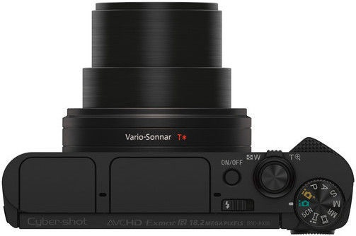 Sony DSC-HX80 Compact Camera Black