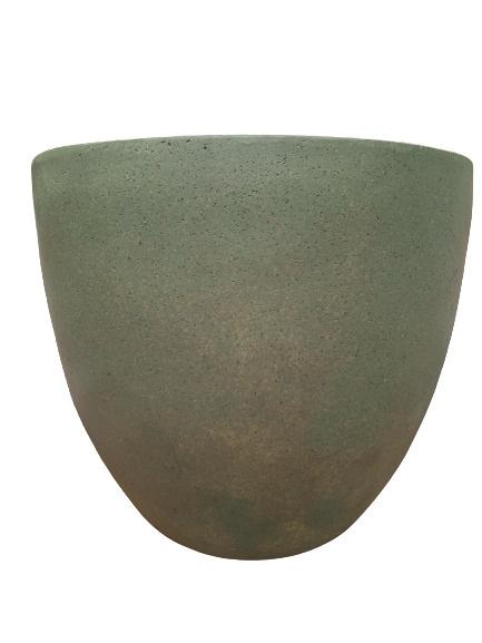 Вазон SN Ceramic Flower Pot RP17-286 D36cm Grey
