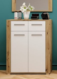WIPMEB MOW MW2 Chest Of Drawers Artisan Oak/White