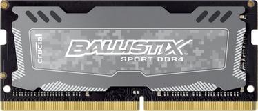 Crucial Ballistix Sport LT 8GB 2400MHz DDR4 CL16 BLS8G4S240FSD